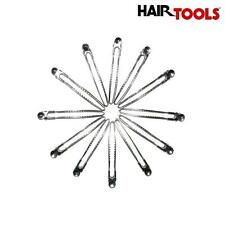 Hairtools Silver Metal Hair Sectioning Clips/Grips x6 SAME DAY DISPATCH