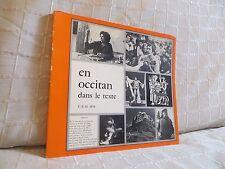 En occitan dans le texte par Roqueta grammaire langue occitane par granier