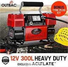 Outbac Air Compressor 12v 300L 4x4 Portable Car Compressor 300L 540W of Power