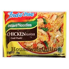 Indomie Nigerian Instant Chicken Flavour Noodles 70g - Pack of 40 - Case