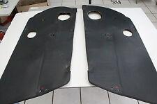 Porsche 911 930 g modelo puertas door panels