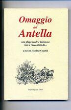 OMAGGIO AD ANTELLA # Coppini Tipografi 2001 Libro
