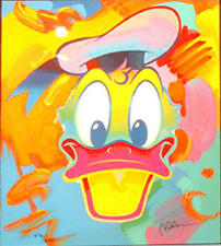 "Max, Peter   ""Donald Duck""   Print   MAKE OFFER"