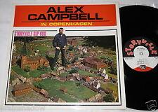 Alex Campbell in Copenhagen LP Storyville Rec. Denmark 1965 RARE FOLK!!!