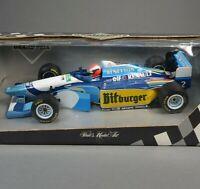 Rare Paul's Model Art 1:18 Benetton B 194/5 Bitburger J. Herbert Grand Prix 1995