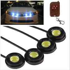 4in1 Hawkeye LED Car Emergency Strobe Lights DRL Wireless Remote Control Kit