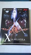 "DVD ""X LA PELICULA"" DIGIPACK CLAMP CON POSTALES POSTER"