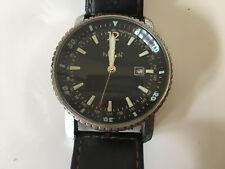 Used Uhren Hans hirsch Uhr not Arbeiten nicht funktioniert 40 mm gebraucht