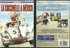DVD - WALT DISNEY : LA COCCINELLE A MEXICO avec JOHN VERNON COMME NEUF LIKE NEW
