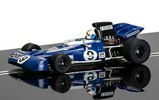 Scalextric Limited Edition Legends Tyrrell 002 F1 1971 Slot Car