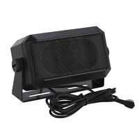 RoadPro RPSP-15 Universal External Mobile Radio CB Speaker 3.5mm jack fr Kenwood