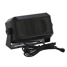 RoadPro RPSP-15 Universal External Mobile Radio CB Speaker 3.5mm jack fr Kenwood