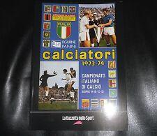 La Raccolta Completa Degli Album Panini 1973 1974 Gazzetta Dello Sport Figurine