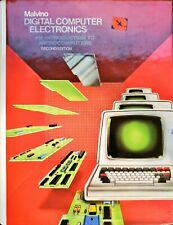 Digital Computer Electronics : An Introduction to Microcomputers by Malvino 1983