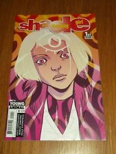 SHADE CHANGING GIRL #1 DC COMICS