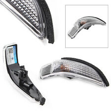 A Pair Left & Right Side Mirror Signal Lamp Indicator For Corolla Camry Yaris