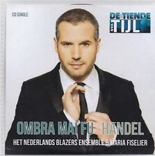 Het Nederlands Blazers Ensemble Ombra Mai Fu Handel Promo cd single