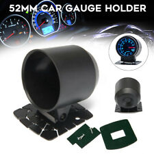 for Universal 52mm Gauge Pod Gauge Cup Car Mount Holder Meter Pods Dash  /