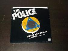 """1980 THE POLICE ORIGINAL 45 RPM FRIENDS DE DO DO DO DE DA DA DA 7"""" A & M"""