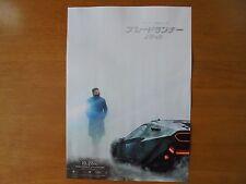 Harrison Ford Blade Runner 2049 MOVIE FLYER mini poster chirashi Japan 29-6-2