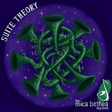 New ListingMica Bethea Big Band : Suite Theory Jazz 1 Disc Cd