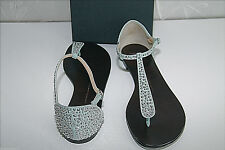 sandales GIUSEPPE ZANOTTI rock 10 tallone E40002 size 40 eu 8 us 6 uk val 525€