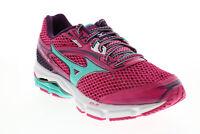 Mizuno Wave Legend 3 J1GD151037 Womens Purple Mesh Athletic Running Shoes 7