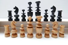 VINTAGE chess set  JEU D'ECHECS Café de la Régence en coffret 1950/60
