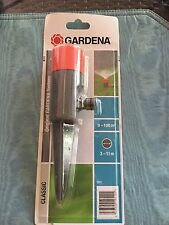 Gardena 1951 Classic Sprinkler FOX in original packaging NEW - German made