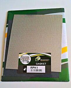 Junta Del Escape Material Haz Tus Propias Lámina Metal Cesta 250mm x 300mm