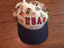ATLANTA 1996 OLYMPIC GAMES PINS BMW McDonald's Coke Tennis Field Hockey