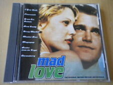 OST soundtrack Mad love	CD	rock punk 7 Year Bitch Magnapop Throneberry MacColl