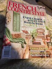 FRENCH COUNTRY STYLE, 2013 Original RARE Grandmas Estate (tx)