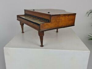 Antique Asahi Toy Mini Grand Piano 1920s Japanese Nipon