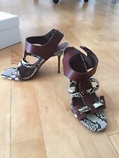 NWT Pedro Garcia Leather Sandals Size 37 (4 UK)