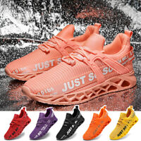 Women's Casual Sneakers Non-slip Breathable Walking Running Tennis Sport Shoes