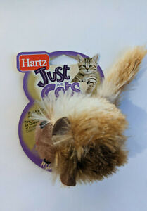 Hartz Just For Cats Running Rodent Cat Toy, Assorted Styles