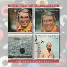 PERRY COMO - BEST OF BRITISH/WHERE YOU'RE CONCERNED/ .../SO IT GOES 2 CD NEW+