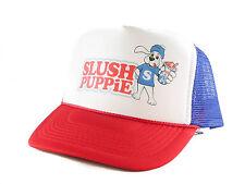 Slush Puppie Trucker Hat mesh hat snapback hat rwb