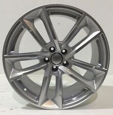 "20"" SPLIT SPOKE  Alloy Wheels  AUDI A5 A6 A7 A8 VW PHEATON"