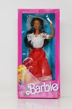 Mattel 1988 Dolls of the World Mexican Barbie #1917 NRFB