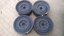 CHRYSLER VOYAGER DODGE CARAVAN- 4x stahlfelgen 6j15 ' 5x114.3mm - ET40- felgen