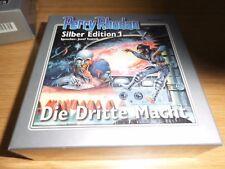 Hörbuch / Perry Rhodan Silber Edition 01. Die Dritte Macht. 12 CDs in einer Box