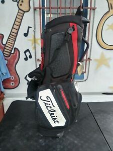 TITLEIST - Multicolored 4 Way Lightweight Golf Bag w/Stand