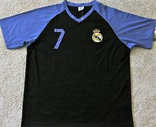 REAL MADRID FC SOCCER SHIRT JERSEY TRIKOT #7 NEW W/TAGS! MENS XL Realmadrid