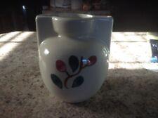 Purinton Slip Ware Grease Jar/Vase Pottery