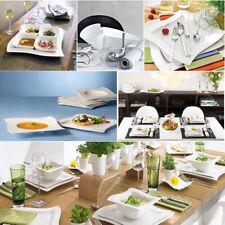Dinnerware Tableware Set - Villeroy & Boch - Dinner Home Kitchen Plate Newwave