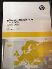 Genuine VW Golf CC Discover Media Sat Nav Navigation Carte SD V10 2017/2018 cartes