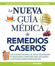 La nueva guia medica de remedios caseros: Soluciones sencillas, ideas ingeniosa