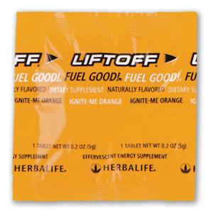 Herbalife Liftoff®: Ignite-Me Orange 100 Tablets